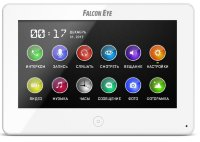 Видеодомофон Falcon Eye FE-70 CAPELLA DVR (White)