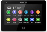 Видеодомофон Falcon Eye FE-70 CAPELLA DVR (Black)